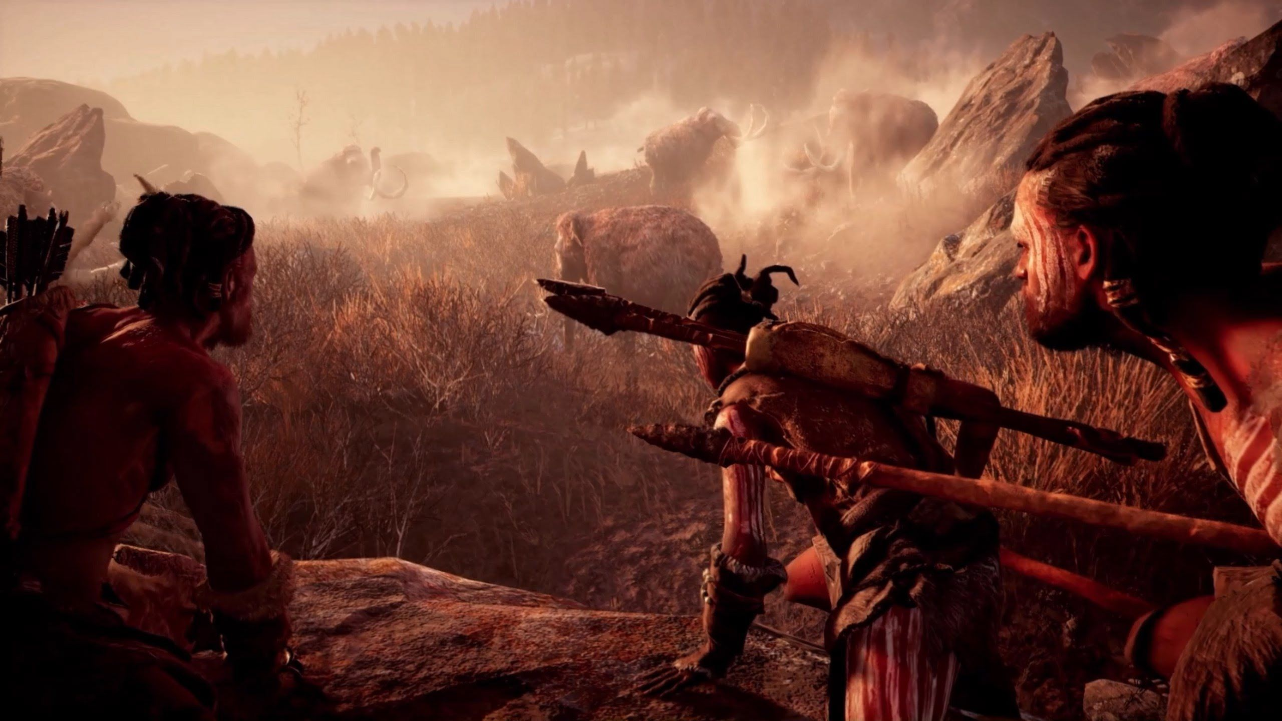 Far Cry Primal Won T Feature Co Op Multiplayer Dlc Victory Point