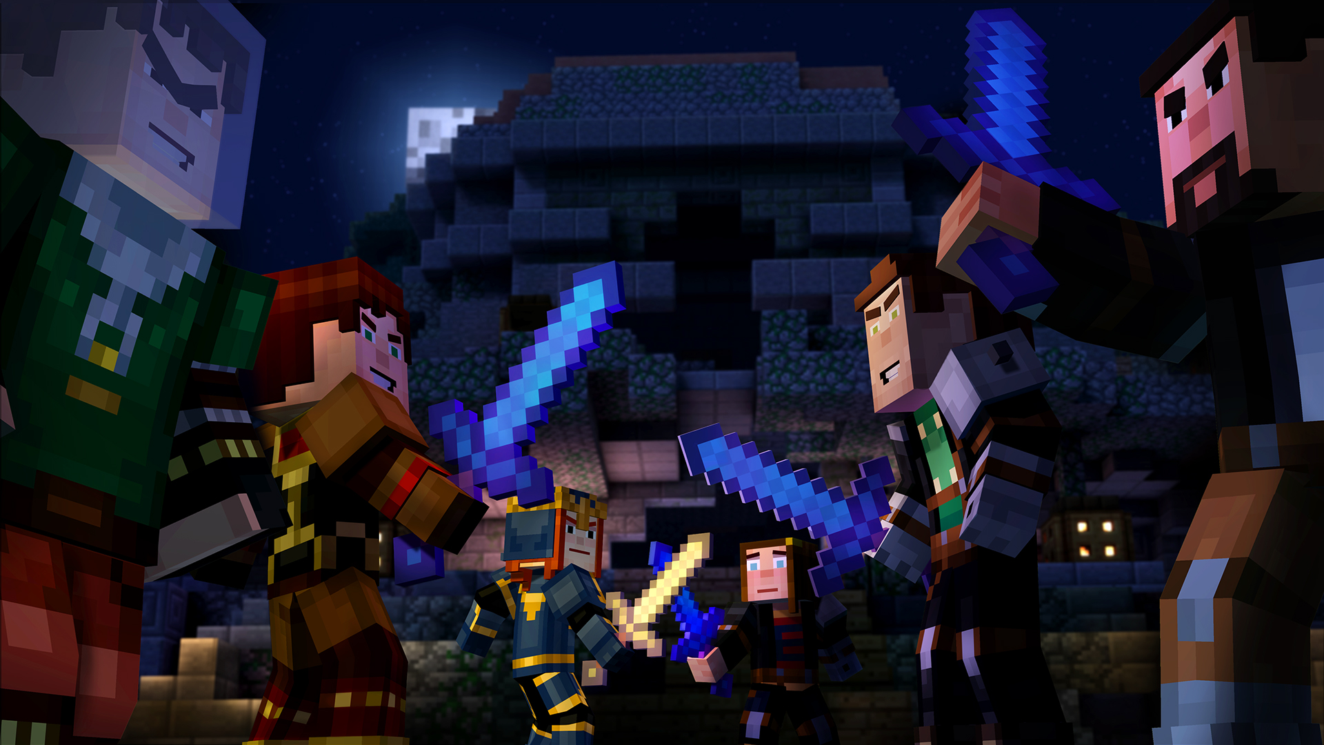 Minecraft Story Mode Episode 5 Dated Additional Episodes Coming